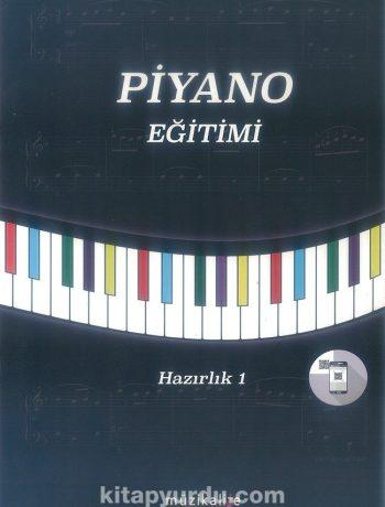 Piyano Eğitimi Hazırlık 1