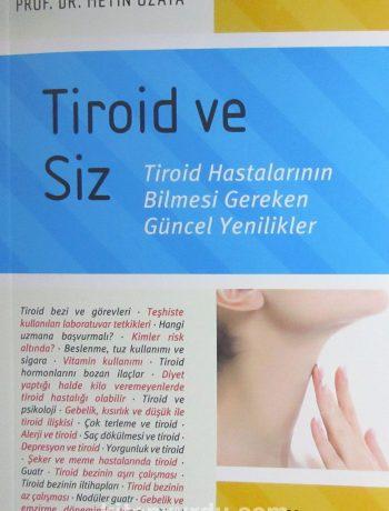 Tiroid ve Siz & Troid Hastalarının Bilmesi Gereken Güncel Yenilikler