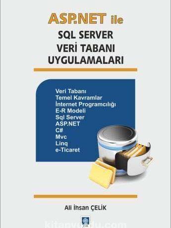ASP.Net ile SQL Server Veri Tabanı Uygulamaları