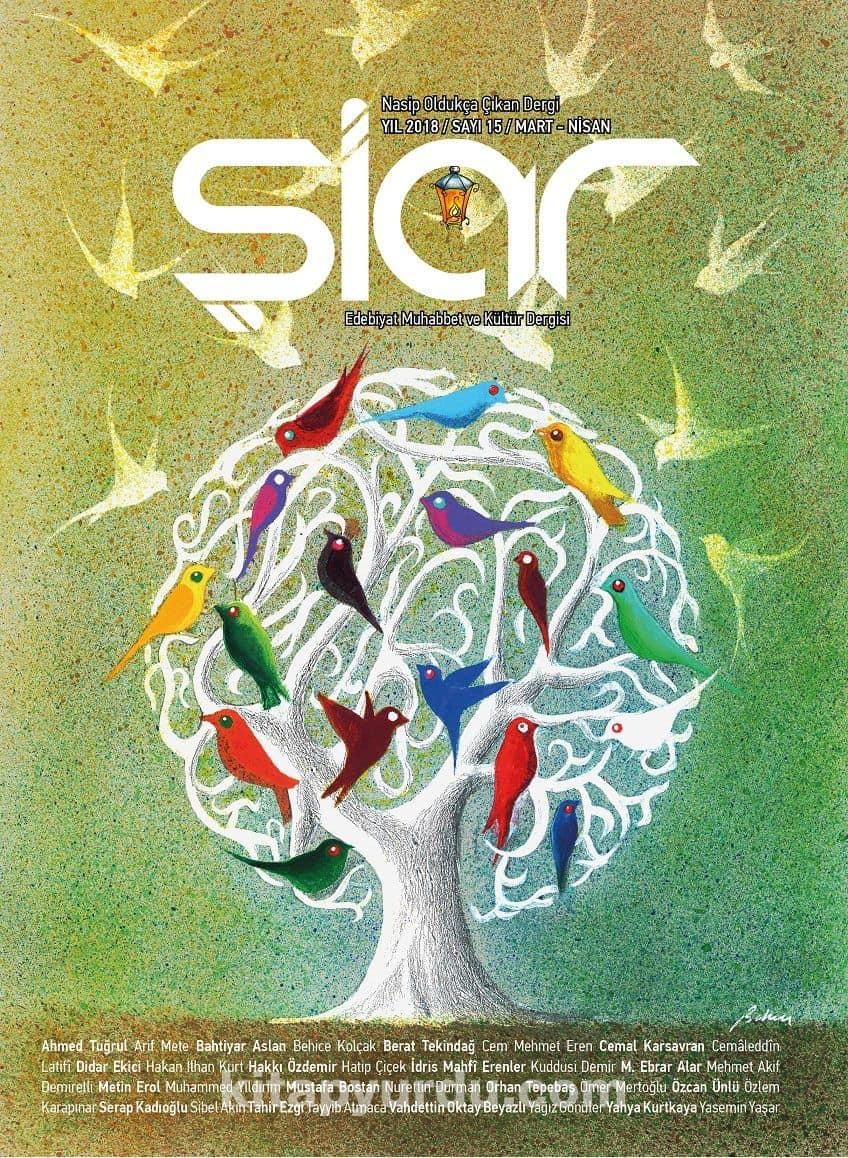Şiar Dergisi Sayı: 15 Mart-Nisan 2018